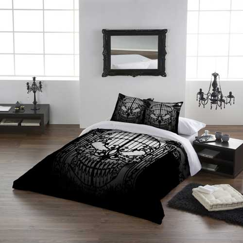 Abandon No Hope duvet set - King Size
