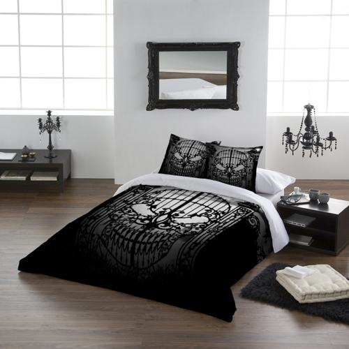 Abandon No Hope duvet set - Double