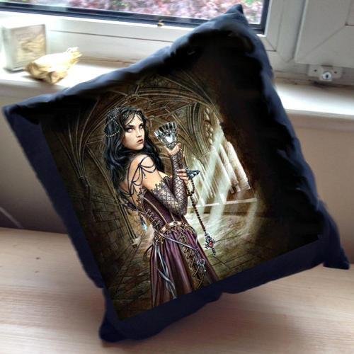 Name of the Rose Cushion
