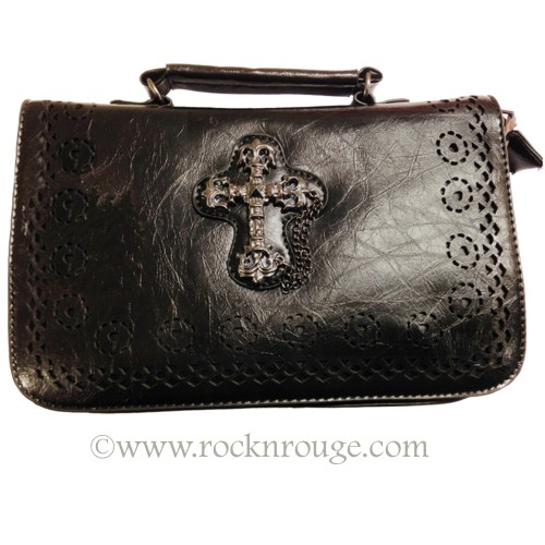 Black Cross bag