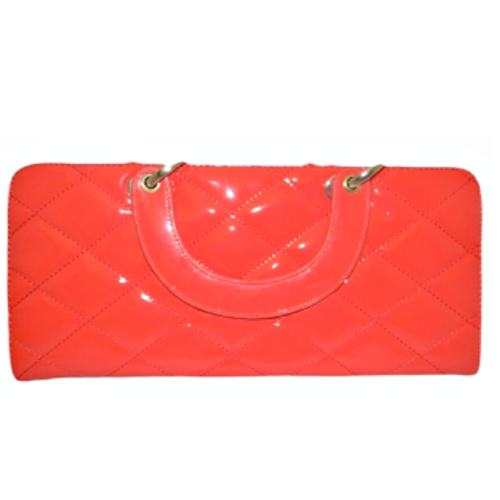 Mirdle Bag - Red Patent