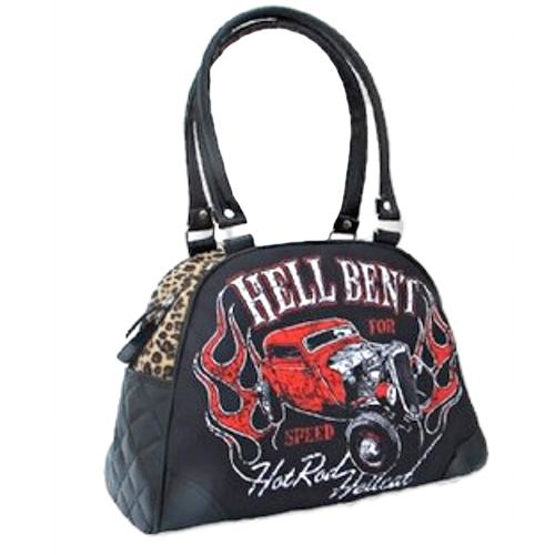 Hell Bent Large bowling bag