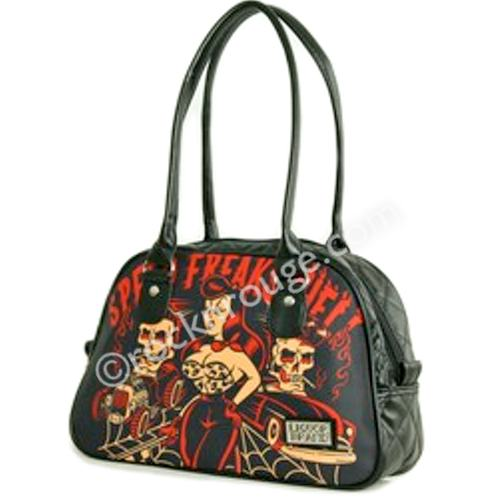 Speed Freaks from Hell Bowling bag