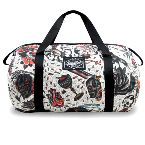 Nightmare Flash Duffel Bag