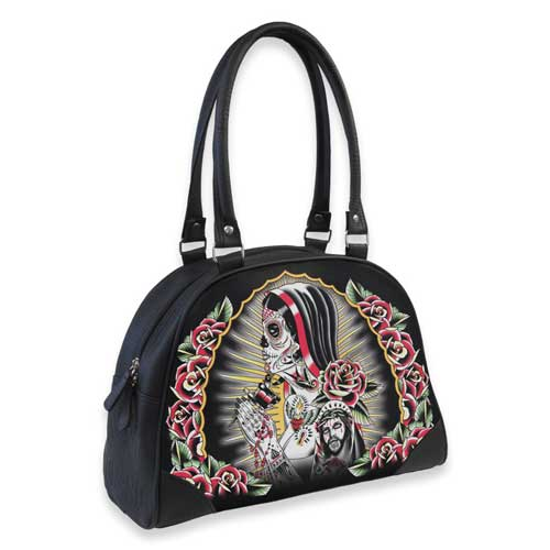 Rosa Bowling bag - large