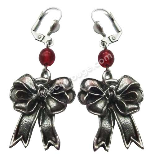 Fancy Bows earrings