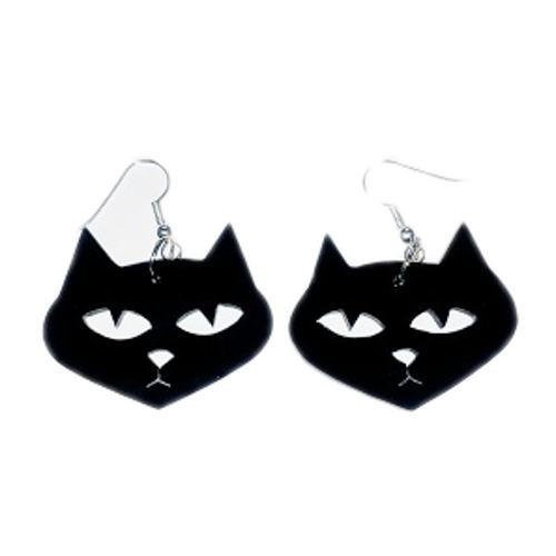 Felix Cat Earrings