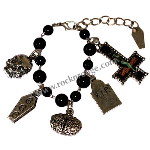 Pray For Death Bracelet