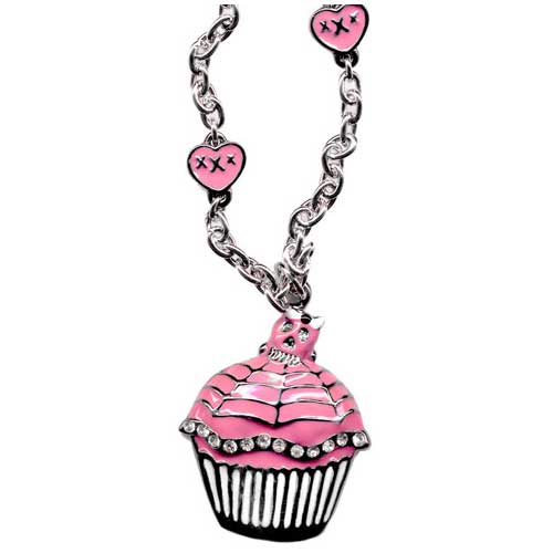 Deadly Treats Necklace